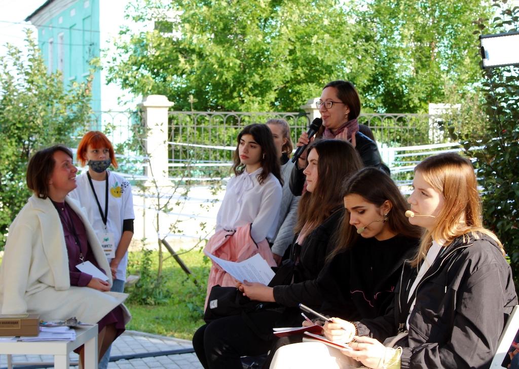 ГСГУ стал частью международного фестиваля «Антоновские яблоки»