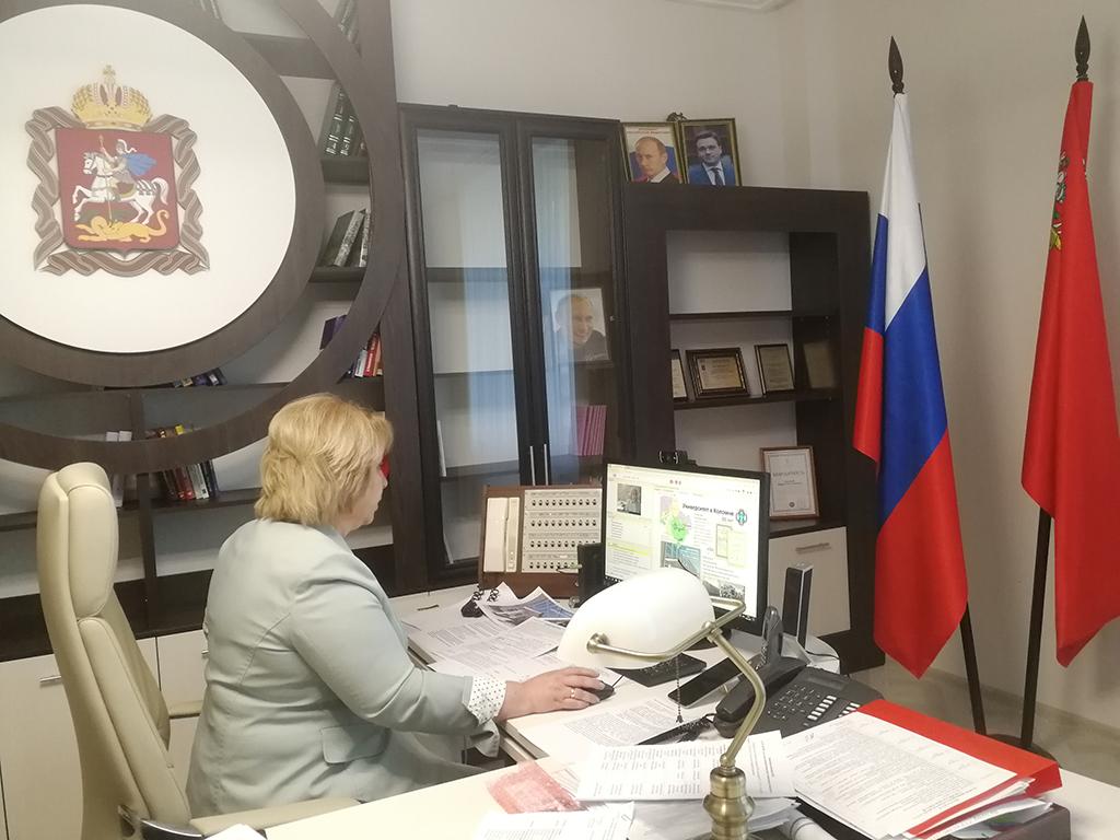 Ректор ГСГУ рассказала о нюансах приемной кампании-2020