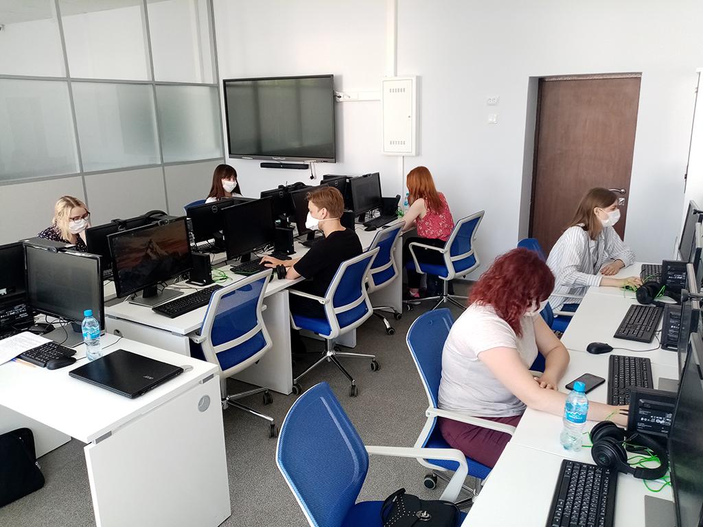 Студенты завершают участие в проекте «Корпус общественных наблюдателей ГСГУ»