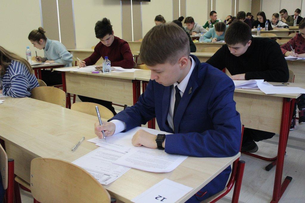 ГСГУ приглашает старшеклассников к участию в Толстовской олимпиаде