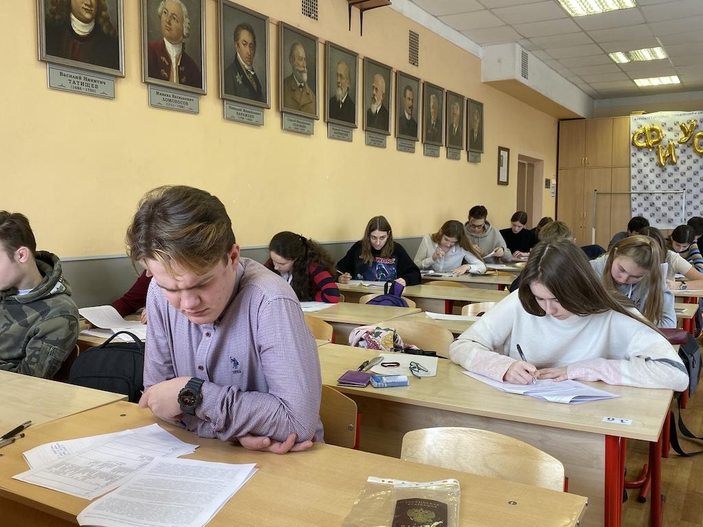 8 2 - ГСГУ приглашает старшеклассников к участию в Толстовской олимпиаде