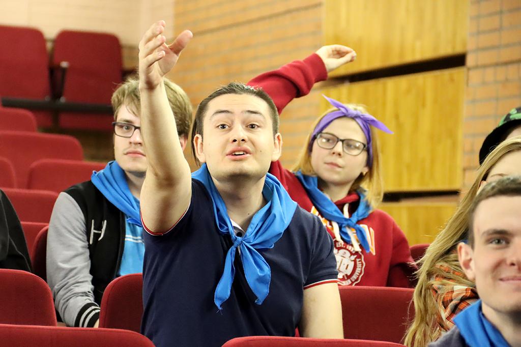 УИЛС в ГСГУ: возвращение в детство. Сезон-2021