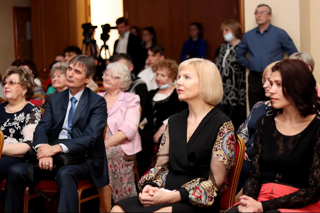 90-летие егорьевского колледжа отметили в ГСГУ